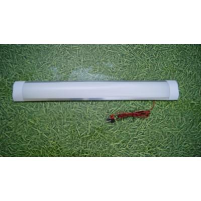 LED осветително тяло 12W 12V с щипки