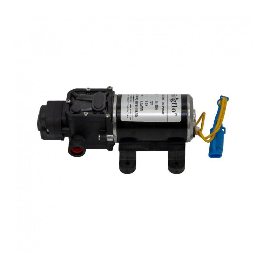 Хидрофорна водна помпа 4.3 литра/минута, 12 волта