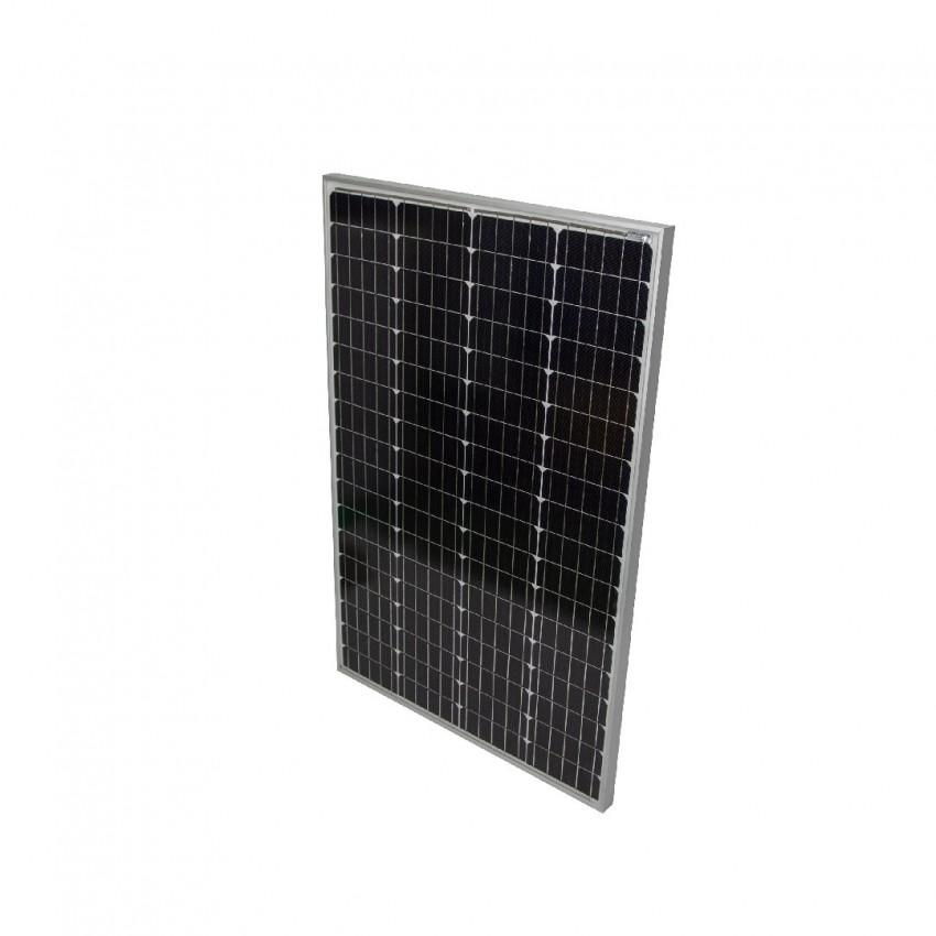 Соларен панел, Монокристален 100w