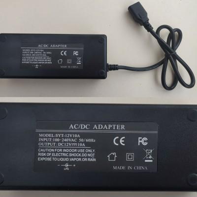 AC/DC Адаптер 12V 10А