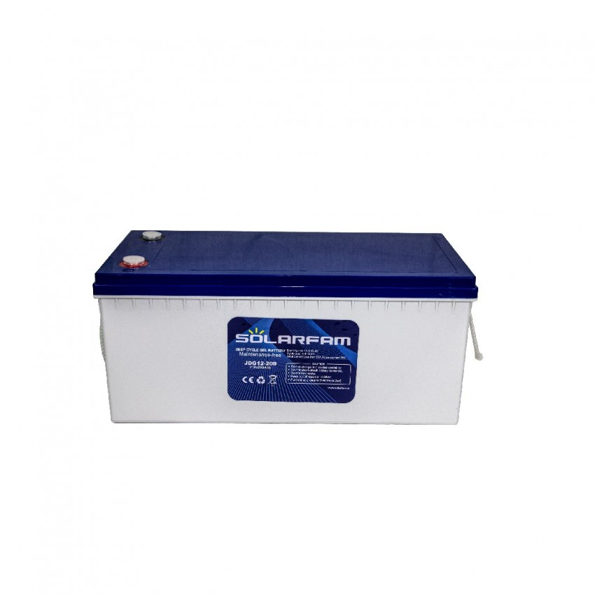 200 ah 12V Соларна Батерия / Акумулатор с дълбок цикъл
