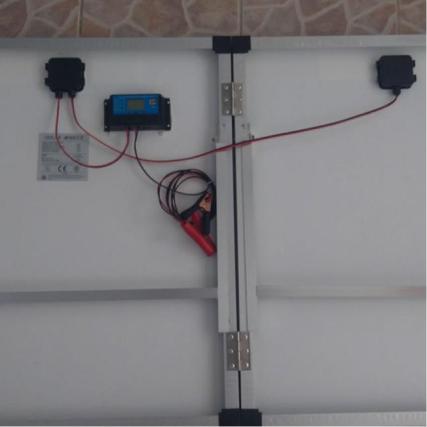Сгъваем Монокристален соларен панел 160W